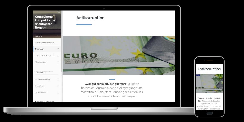 capitoo Online Schulung Compliance kompakt