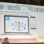 Preisverleihung DSGVO Schulung Comenius Award