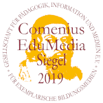 Comenius Award EduMedia Siegel capitoo Datenschutz Schulung