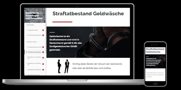 capitoo Geldwäsche Online-Schulung